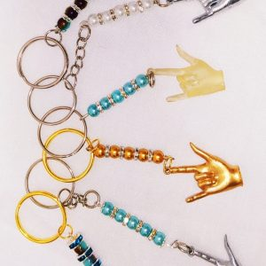 ILY Keychains For You, Your Friends and Your Family!